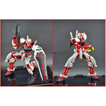 JJXQ MG Astray Red Frame Weapon Set