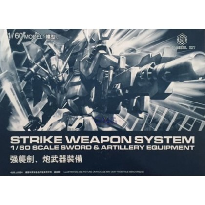 M3 PG Strike Weapon System Launcher Sword