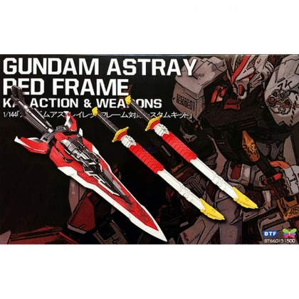 BTF Weapon RG Red Frame Tactical Arm