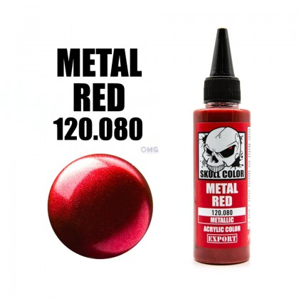 Paint Skull Color Metallic Series 071-082