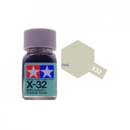 Paint Tamiya Color Enamel Paints X17 - X34