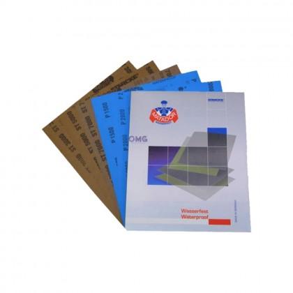 Tool Matador Sanding Paper #60-#7000