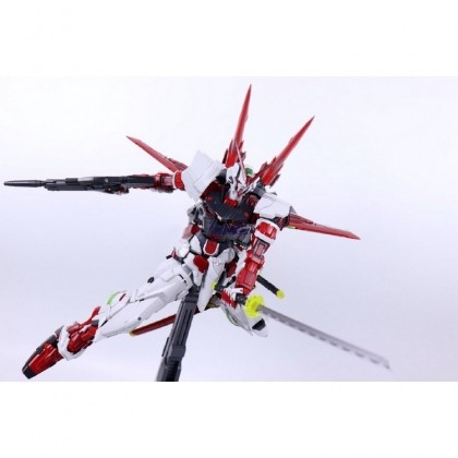 Nillson PG Astray Red Frame with Flight Pack