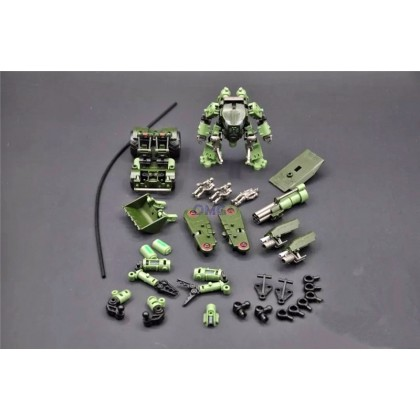 Rihio Multiabyss V-link Mecha Defender Construction Set MM002