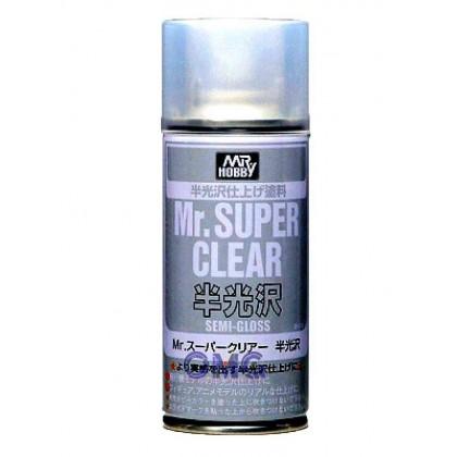 Paint Mr Hobby Coating Series (Mr. Top Coat / Mr. Super Clear)