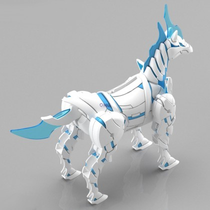[OMGPO Mar 2022] Bandai SD World Heroes SDW Heroes War Horse Night World Ver. 62182 (Available in Mar ~ April 2022)