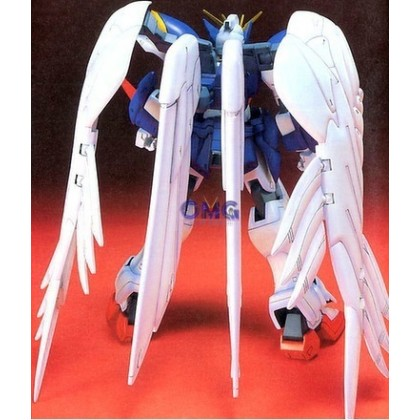 Bandai HG 1/100 Wing Gundam Zero Custom 57137